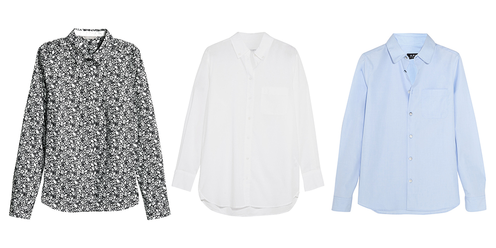 crisp-button-down-shirts