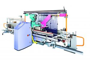 SAFIR S40 drawing-in machine