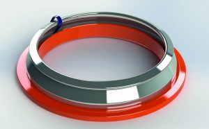 Bräcker´s redORBIT spinning ring is a cost optimized solution for ring spinning machines.