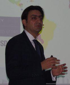 Mr. Refik Gulbahar, Deputy General Manager – Technical, DENGE KİMYA VE TEKSTİL SANAYİ TİC. A.Ş.