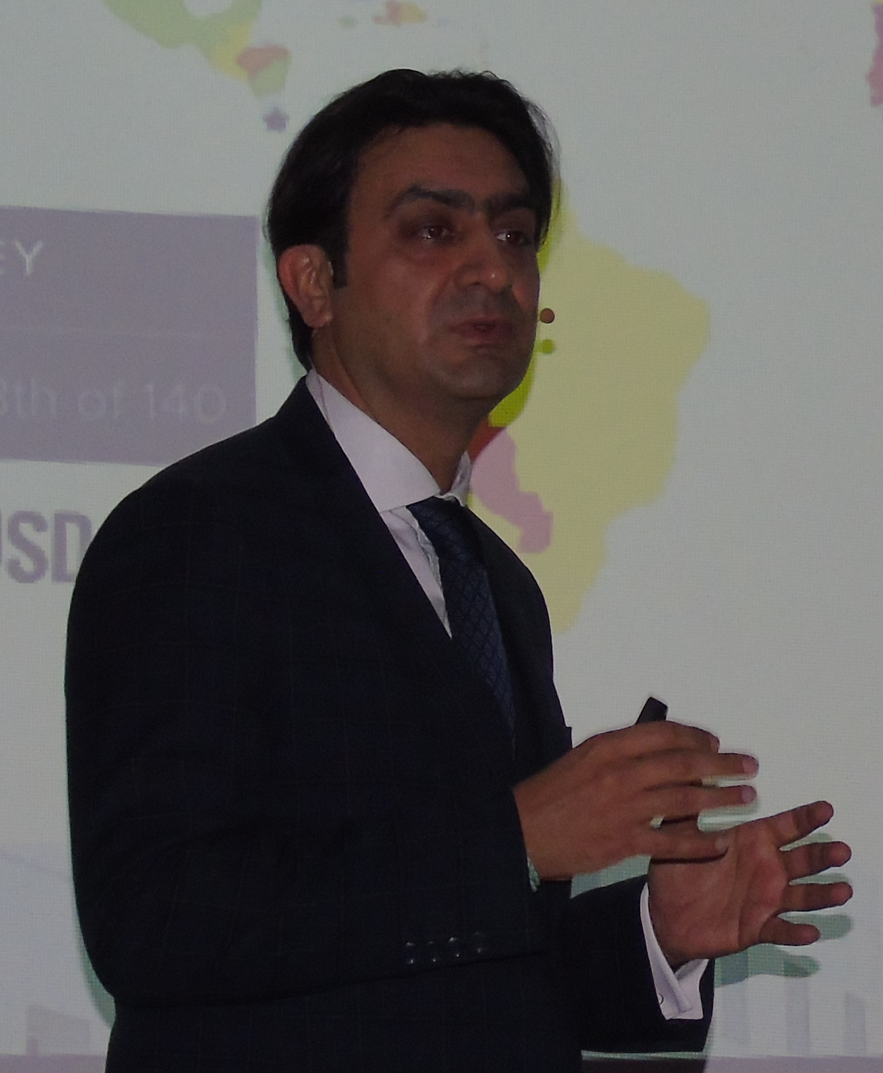 Mr. Refik Gulbahar, Deputy General Manager – Technical, DENGE KİMYA VE TEKSTİL SANAYİ TİC. A.Ş.