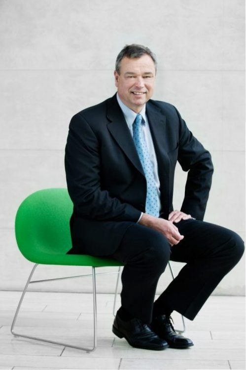 Peder Holk Nielsen, President & CEO of Novozymes