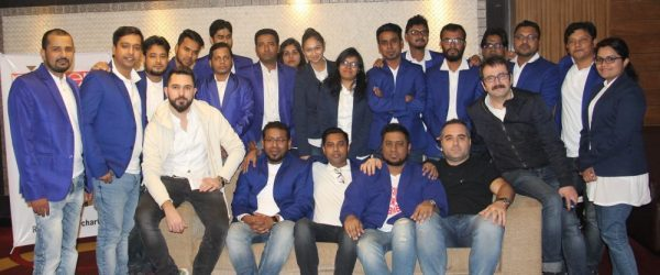 Denim Solutions Ltd. team with the expart team of Kaiser.