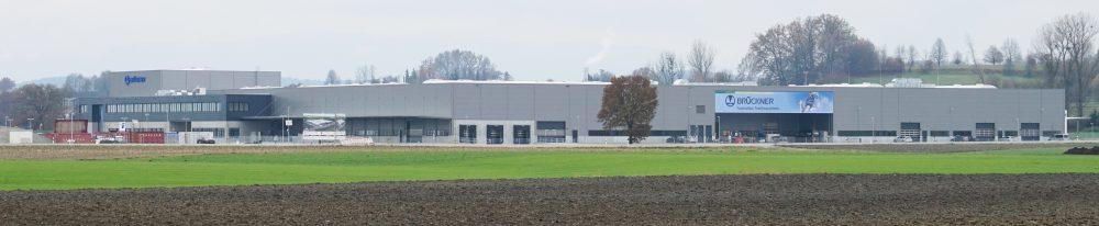 New production site in Abtenham, near Tittmoning