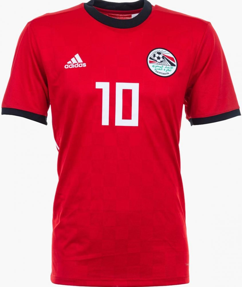 4d630f356 Adidas has released the Egypt 2018 adidas home kit that The Pharaohs will  wear during their return to the FIFA World Cup following a twenty eight  year ...