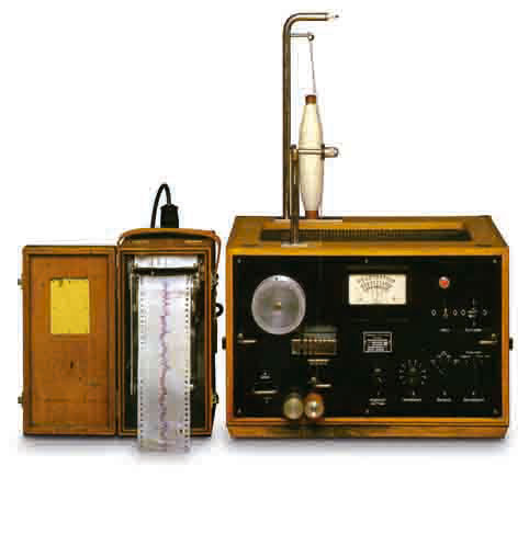 The first evenness tester launched in 1948