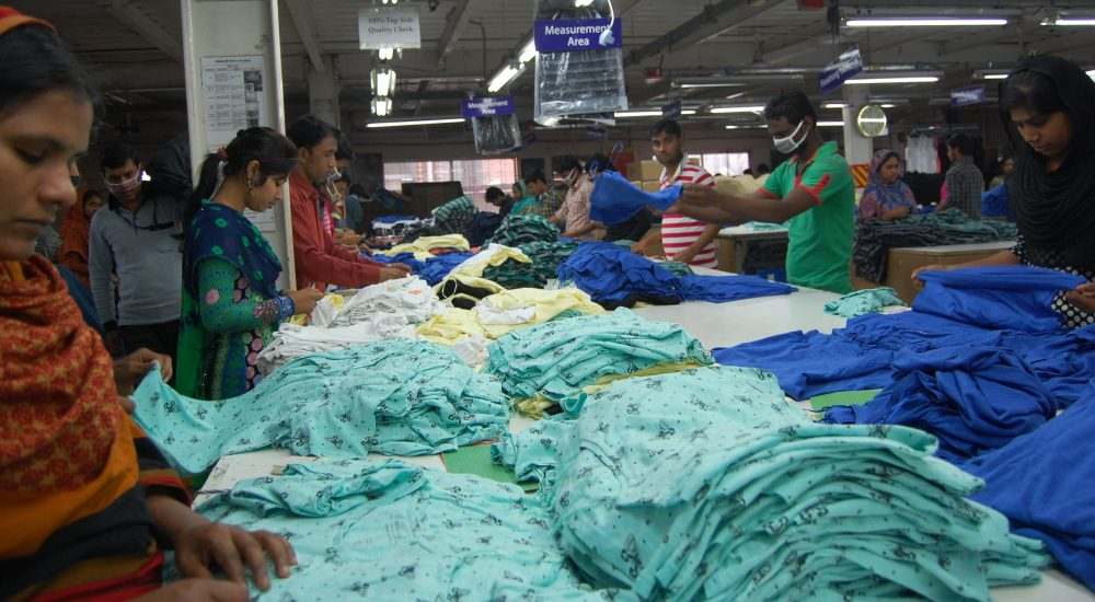 Bangladesh's ready-made garment exports to Germany grew 8 65 %
