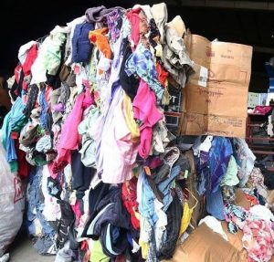 used-cloth
