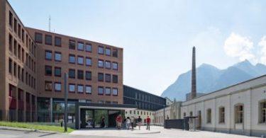 Getzner AG in Bludenz, Austria- Image source, photographer: Jens Ellensohn, Koblach/A