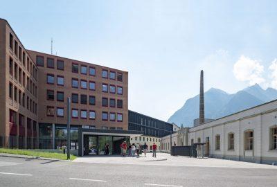 Getzner AG in Bludenz, Austria