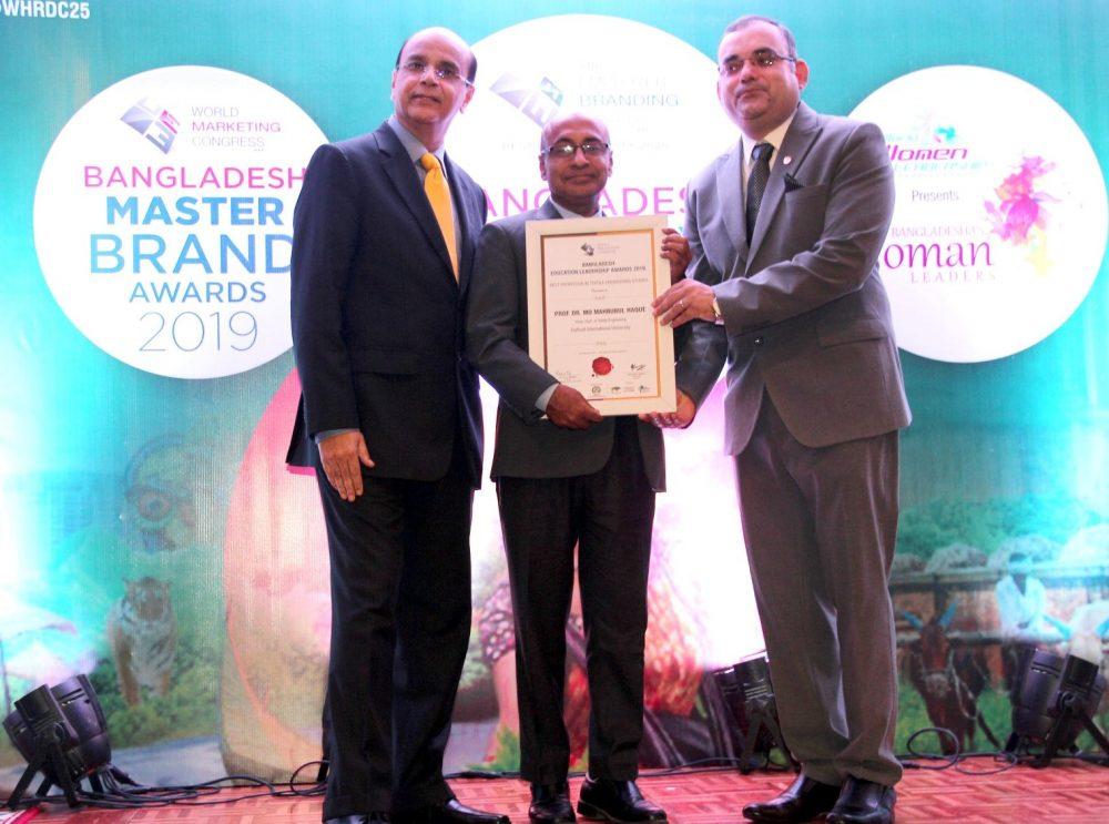 Prof. Dr. Md Mahbubul Haque