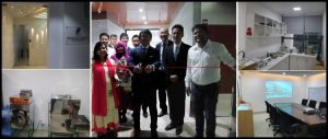 Photo: Opening of the new office facilities of Nicca Chemical Co., Ltd.