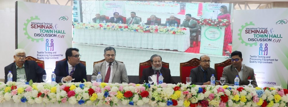 Distinguished guests in  2nd day event