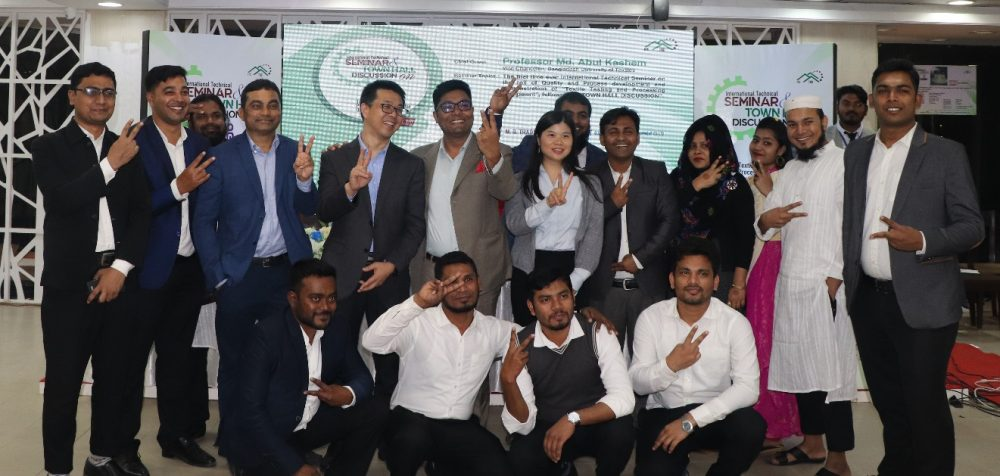 Photo- MB Trade Corporation, Refond Equipment Co. Ltd. and Guangzhou Hongjing LAB Equipment Ltd. Team at the event!