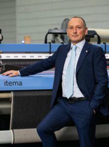 Ugo Ghilardi, CEO, Itema Group