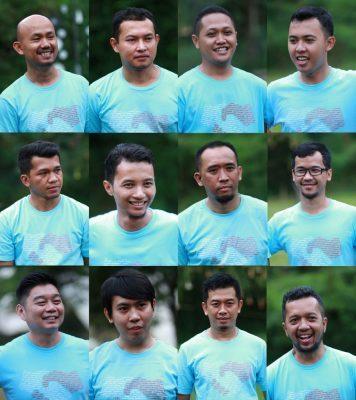 PT Gansa Techno Center team