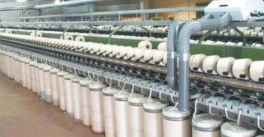 Cotton spinning