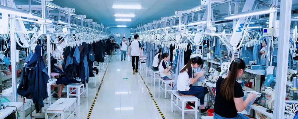 china-garment