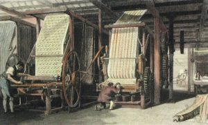 old-textile-printing