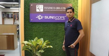 Figure: Mijanur Rahman, Managing Director, TEXIMCO (BD) LTD.
