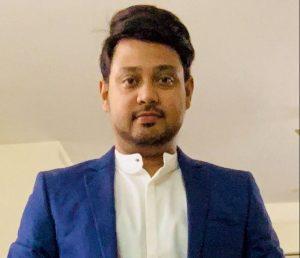 Fig: Arindam Ghosh; Country Head, Britacel Silicon, Bangladesh;