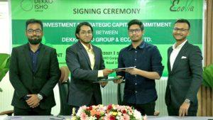 Dekko ISHO Group invests in Eco Via