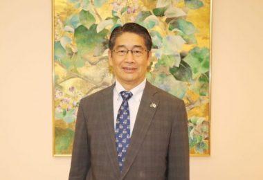 H.E. ITO Naoki, Ambassador Extraordinary and Plenipotentiary of Japan to the People's Republic of Bangladesh