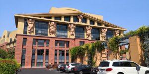 Photo: Walt Disney Head office
