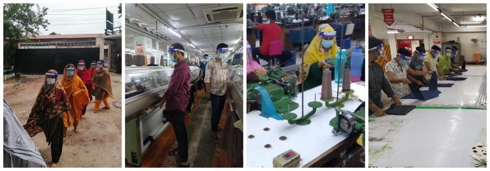 Photo: Sayem Fashion Ltd at Gazipur