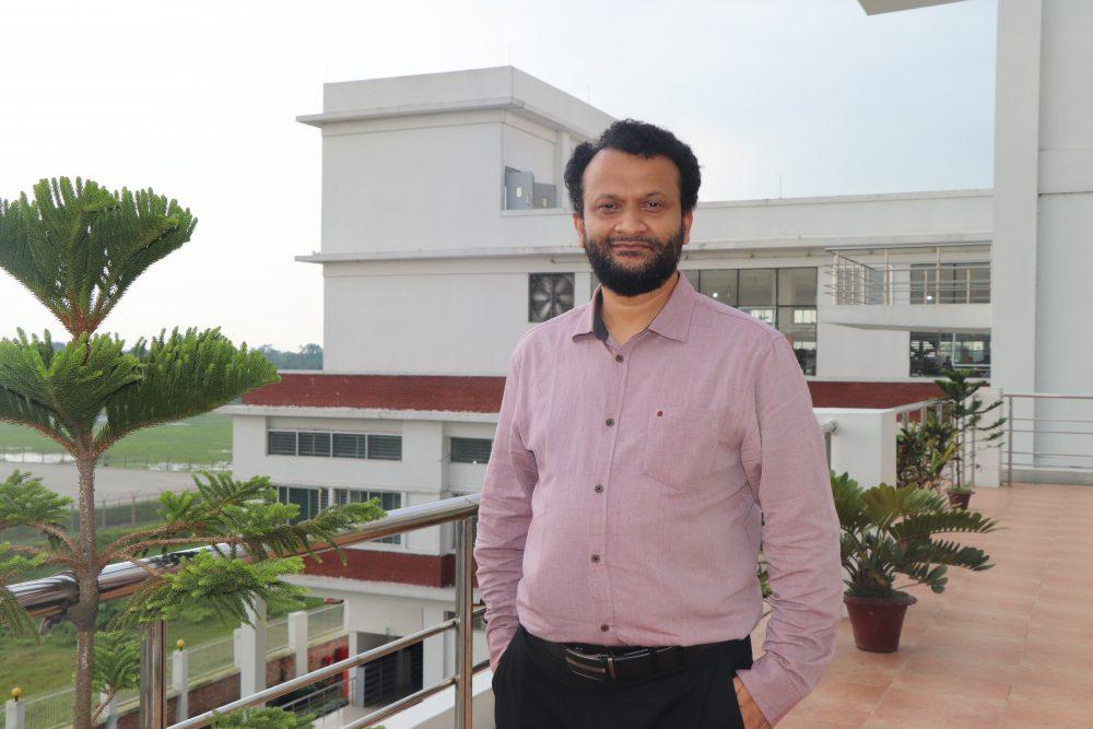 Sheikh H M Mustafiz, Managing Director, Cute Dress Industry Ltd.
