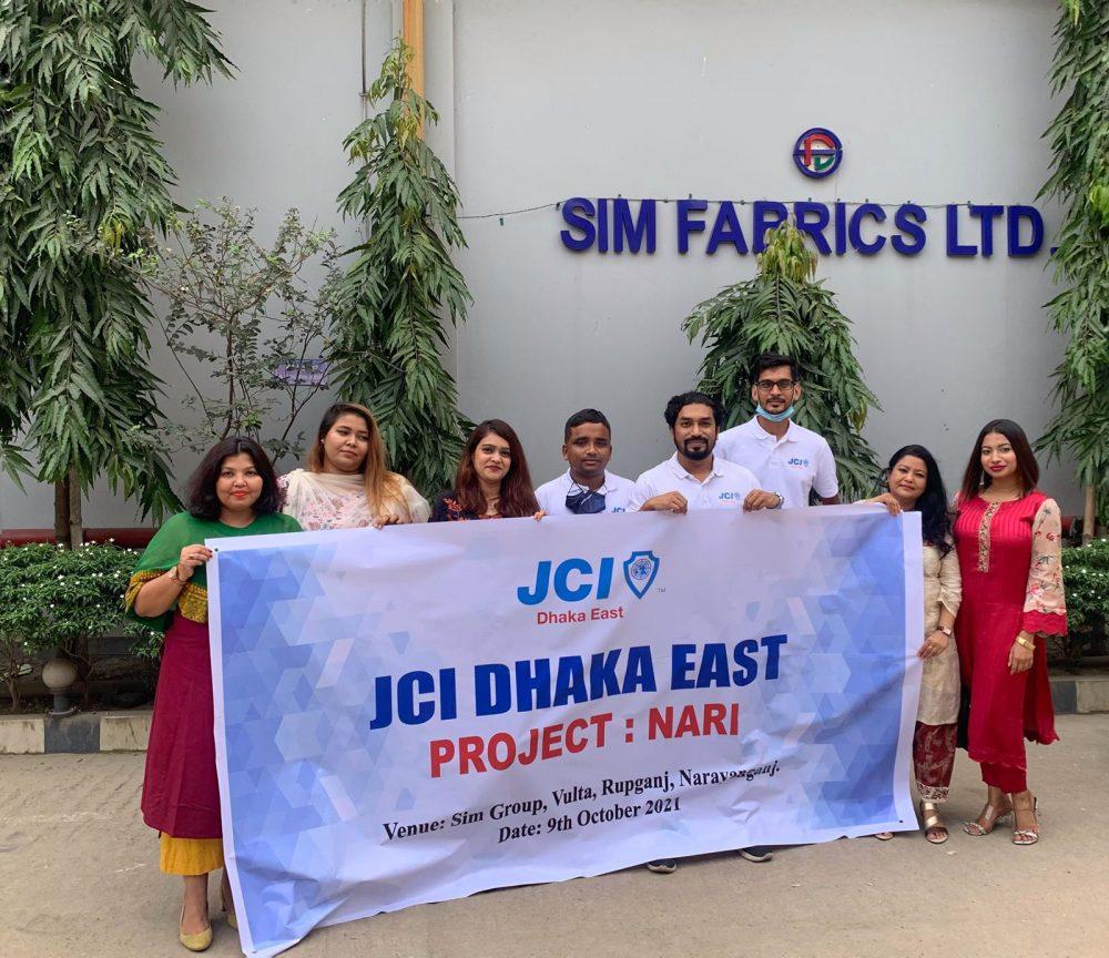 jci-dhaka-east-nari-project